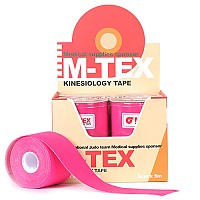M TEX 기네시오 테이프 5cm(PK)-(MMUSCLETAPEPK)
