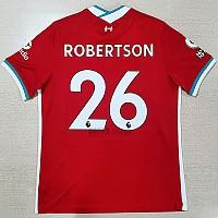 20-21 리버풀 홈-로버트슨 26번-자컷 네임셋